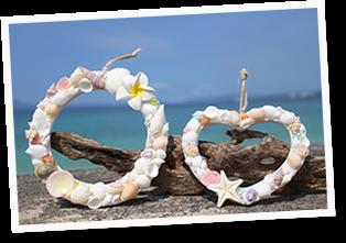 沖縄の海が生んだ美しいクラフト雑貨!